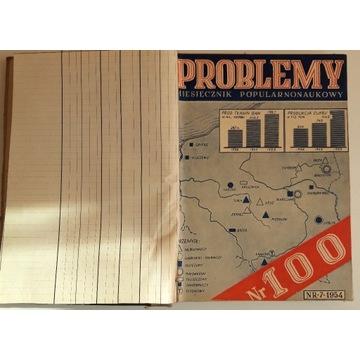 Problemy. Miesięcznik popularnonaukowy
