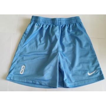 krótkie spodenki NIKE Dri-Fit niebieskie L 147-158
