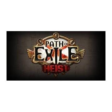 Path Of Exile - Heist Liga Exalted Orb