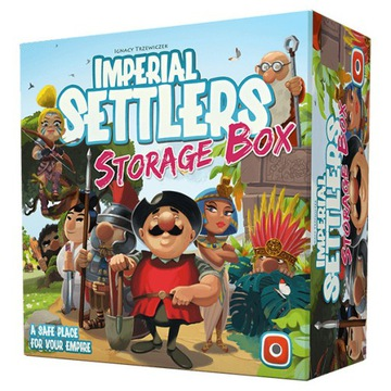 Osadnicy Narodziny Imperium Storage Box Plus
