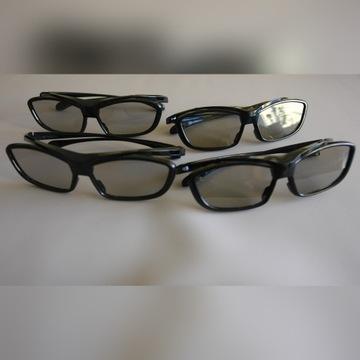 Okulary pasywne 3D PANASONIC ORYGINAŁ GT-2307J