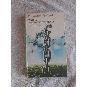 """P. Bystrzycki """" Wyspa Wniebowstąpienia """""""