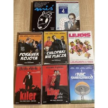 Kolekcja DVD klasyka polskiej komedii