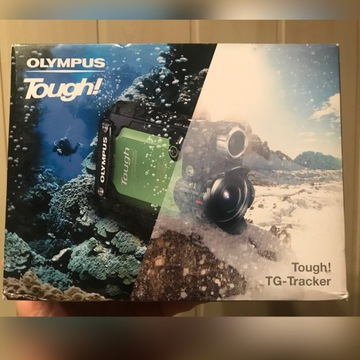 Olympus Tough TG-Tracker