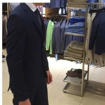 piękny garnitur Lancerto rozmiar S/M