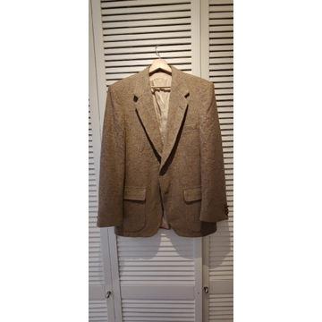 Marynarka tweed stan idealny