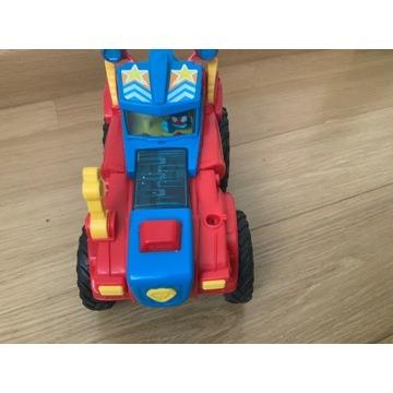 Super Zings monster truck seria 4