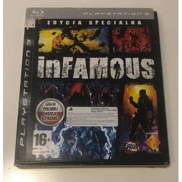 INFAMOUS - Edycja Specjalna - PS3
