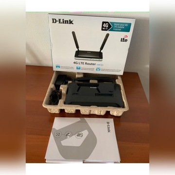 Router Wi-Fi D-Link DWR921 LTE 4G