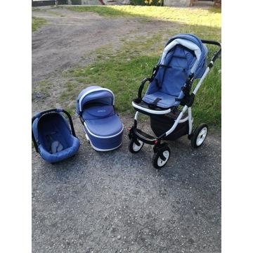 Wózek dziecięcy 3w1 COTO BABY aprilia