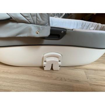 Wózek 2w1 gondola plus spacerówka Roan Bass Soft