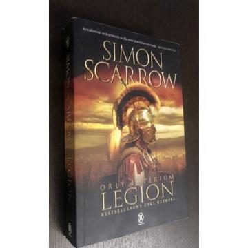 Orły Imperium Legion Simon Scarrow