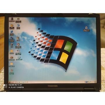 Retro laptop Toshiba Satellite 2650XDVD