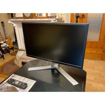 Monitor AOC AG241QX 24' 2560x1440, 144Hz