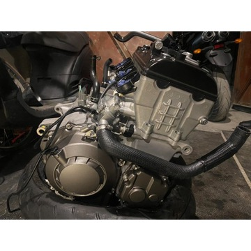 KAWASAKI NINJA ZX10R 2011 2012 2015 Silnik Motor