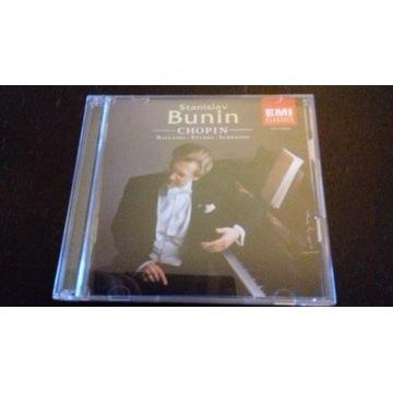 Chopin Ballades Etudes Scherzos Bunin 2CD