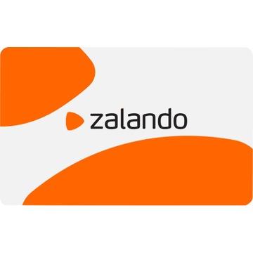 Bon upominkowy Zalando 1221zł za970 zł