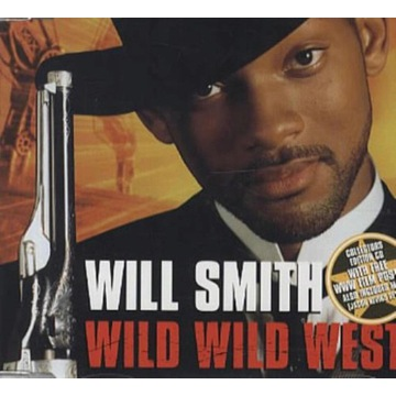 WILL SMITH WILD WILD WEST MINIALBUM UK