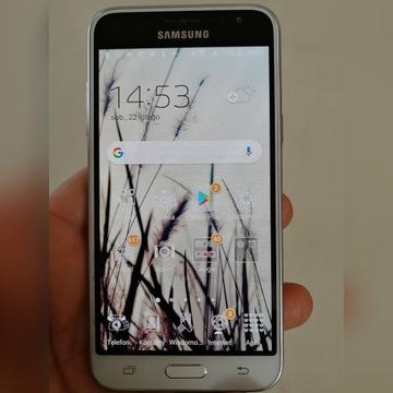 Idealny Galaxy J3 2016 biały