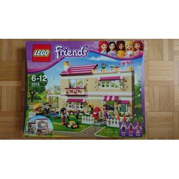 LEGO Friends 3315 - Dom Olivii NOWY