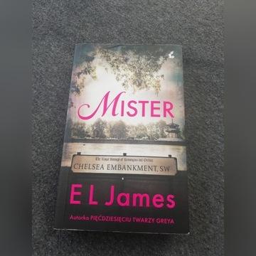 Ksiązka: The Mister