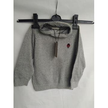 Sweter zara 104 cm