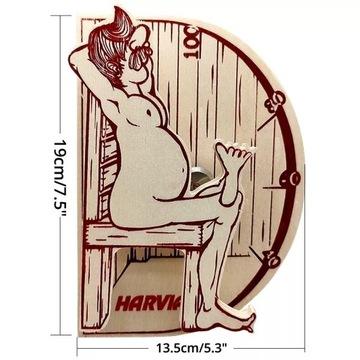 Termometr do sauny sauna super nowość tanio harvia