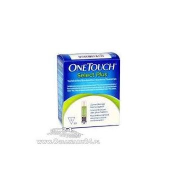 Paski OneTouch Select Plus NOWE!