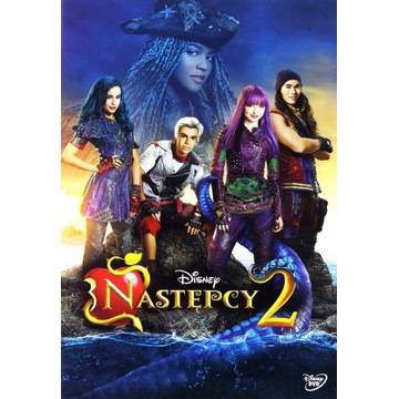 NASTĘPCY 2 (DISNEY) [DVD]