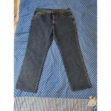 Spodnie dżinsowe Wrangler