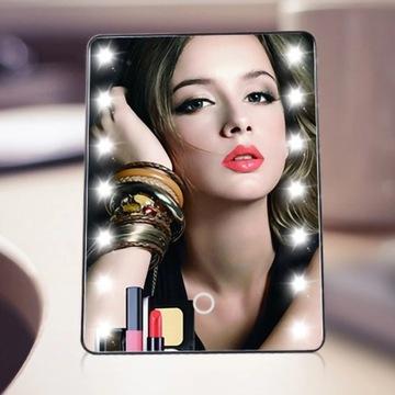 Podświetlane lusterko makijaż licytacja od 1zł