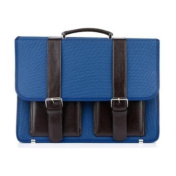Beltimore luksusowa męska duża torba na laptopa
