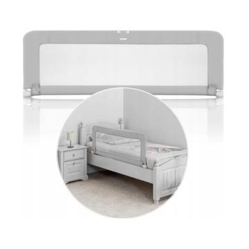 Reer Barierka boczna do łóżka ByMySide 150cm x 50