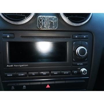Radio Nawigacja Bosch Audi A3 8P Sportback 2011