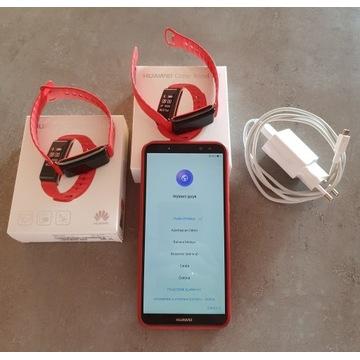 Huawei Mate 10 Lite + opaski