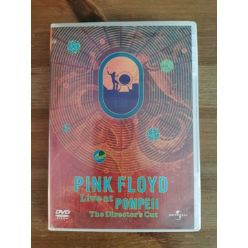 Pink Floyd Live at Pompeii The Director's Cut