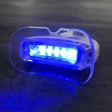 Zestaw do wybielania zębów z lampą LED