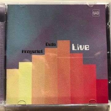 Krzysztof Duda Live 1984-1985 CD