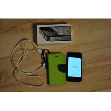 IPhone 4s czarny bez SIM-lock