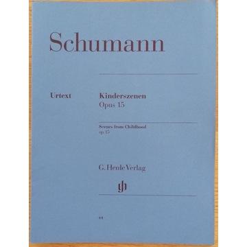 "SCHUMANN ""Kinderszenen"" Opus 15"