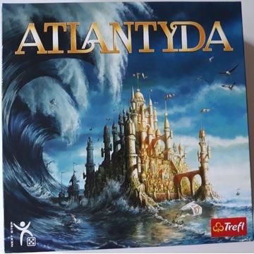 Atlantyda gra planszowa - wyprzedaż kolekcji