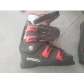 Stare buty  narciarskie  SANMARCO