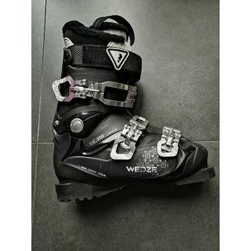 Buty narciarskie WEDZE WID300 r. 24,5 cm