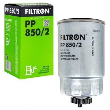 FILTRON FILTR PALIWA PP850/2