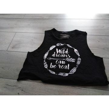 Koszulka czarna L
