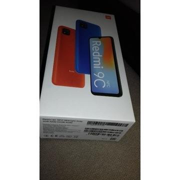 XIAOMI REDMI 9C NFC 3/64GB DS SZARY