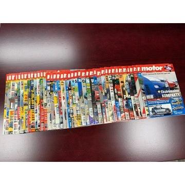 Czasopismo MOTOR rocznik 2004