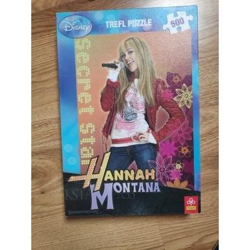 Puzzle Hannah Montana Trefl 500