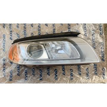 LAMPA VOLVO V70 S80 PRAWA XENON 31214348