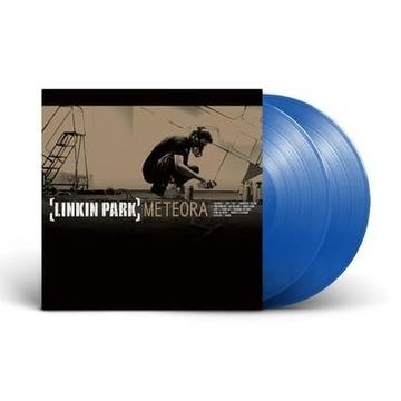 LINKIN PARK Meteora 2LP Aqua Blue Edition RSD 2021